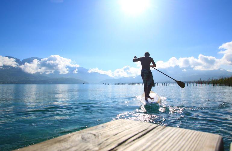 Paddle surf lagos