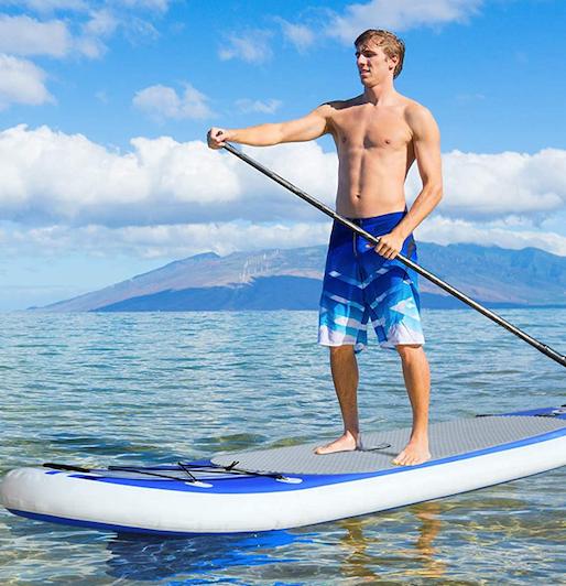 homcom tabla paddle surf